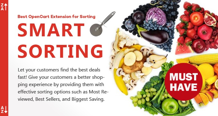 Smart Sorting - Let your customers find the best deals fast
