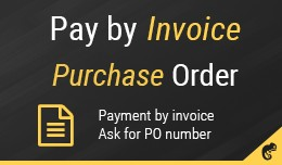 Pay by Invoice / Purchase order