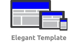 Elegant Template free - Responsive and Professio..