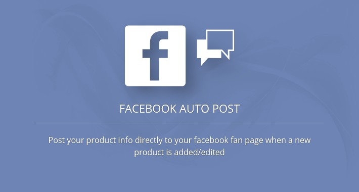 Facebook Auto Post - OC2.x-3.x
