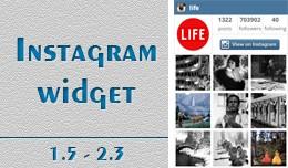 [OCL] Instagram Widget
