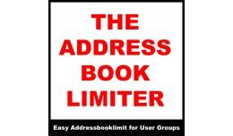 Address Book Limiter OCMOD