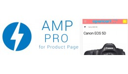 AMP For Product Pages PRO
