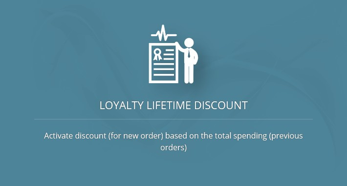 Loyalty LifeTime Discount OC2.x-3.x