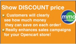 Show Discount Price
