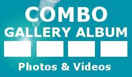 Combo Gallery Album