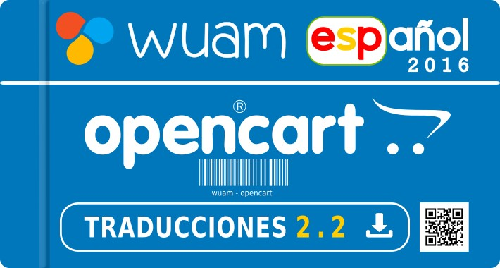 ✔ Spanish opencart  2.2.0.0 2.0.3.1 2.1.0.1 - Español