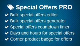 Special Offers PRO