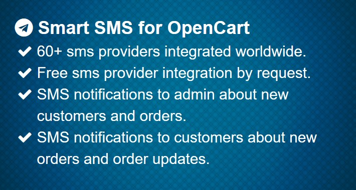 SMS Notifications - Smart SMS
