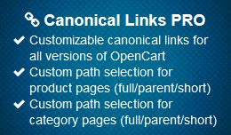 Canonical Links PRO