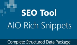 SEO Tool - All In One Rich Snippets