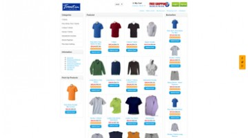 T-Shirts, Polo Shirts, Hoodies
