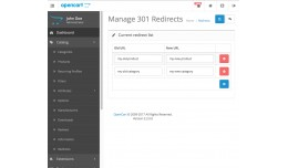 301 Redirect Manager - FREE EDITION (OC 2.2 only)