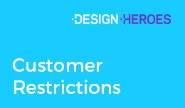 Customer Product & Category Restrictions