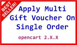 Apply Multi Gift Voucher On Single Order 1.5.X-2..