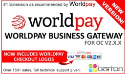 WORLDPAY BUSINESS GATEWAY FOR V2.3 (WORLDPAY REC..