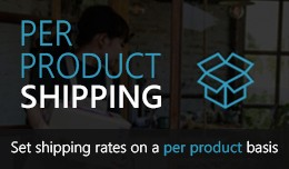 Per Product Shipping