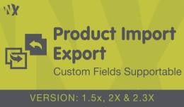 Import Export Product Tool  Multi-language (1.5x..