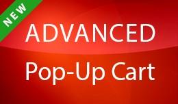 Advanced Pop-up Cart