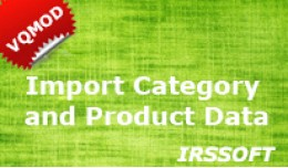 Import Category and Product Data (VQMOD)