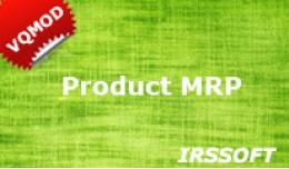 Product MRP (VQMOD)