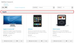 Product by Manufacturers on Category and Search ..