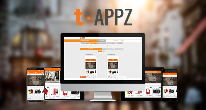 t-appz Native App Platform for Opencart