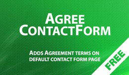 Agree ContactForm - agreement terms on contact f..