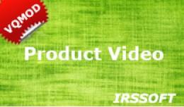 Product Video (VQMOD)