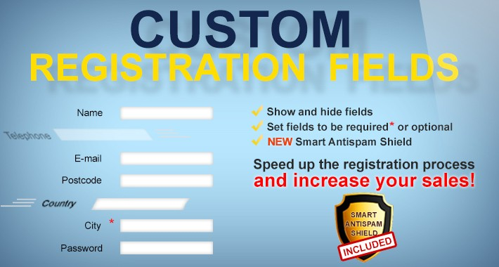 Custom Registration Fields