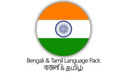 Bengali & Tamil Language Pack v2.3.0.2