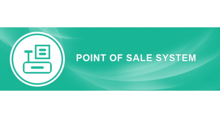 Opencart Point Of Sale System (POS)