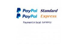 PayPal Standard and PayPal Express payment in lo..
