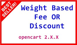 Weight Based Fee OR Discount