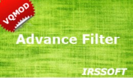 Advance Filter(VQMOD)