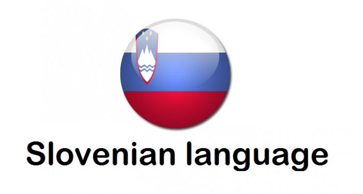 Slovenian language Pack OC3x