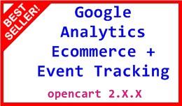 Google Analytics Ecommerce + Event Tracking 1.5...