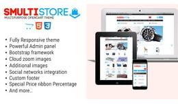 SMULTISTORE Opencart Multi Purpose Responsive Th..