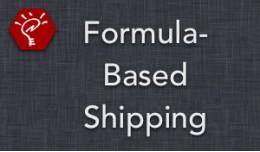 (2.x/3.x) Formula-Based Shipping