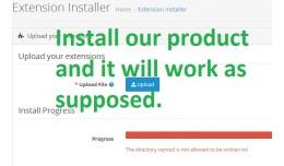 GGW Installer fix Allow ALL directories to be wr..