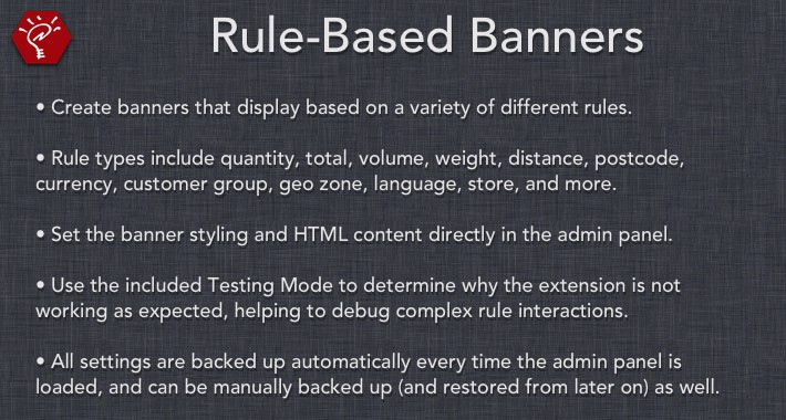 [OLD] Rule-Based Banners