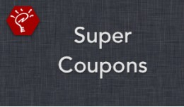 [OLD] Super Coupons