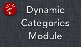 (2.x/3.x) Dynamic Categories Module