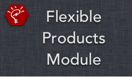 (2.x/3.x) Flexible Products Module