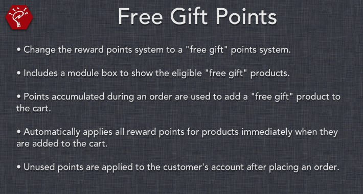 Free Gift Points