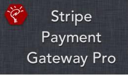 (2.x/3.x) Stripe Payment Gateway Pro
