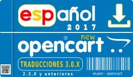 ✔ Spanish opencart 3.0.2.0 - 3.0.1.2 - 2.X  - ..