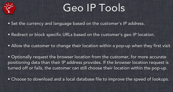 [OLD] Geo IP Tools