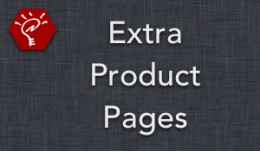 (2.x/3.x) Extra Product Pages