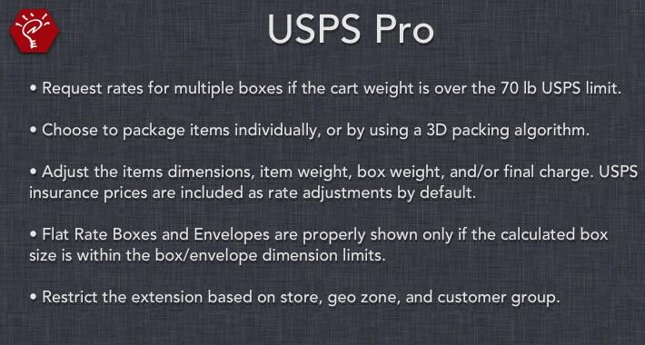 [OLD] USPS Pro
